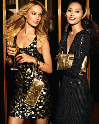 MIchael Kors dresses to party