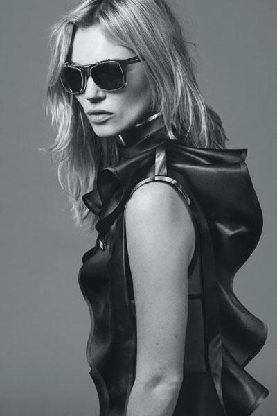 Kate Moss para #Givenchy SS2013