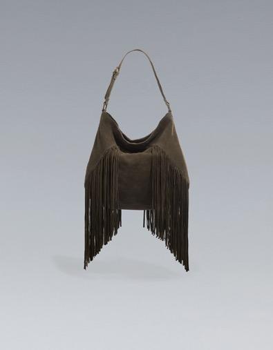 Saca de Flecos Zara