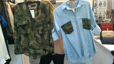 Camisas nueva colección. El Armario By Ivanka.