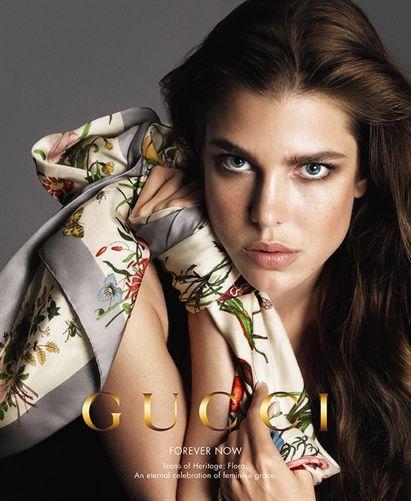 Carlota Casiraghi: nueva imagen de Gucci