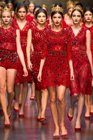 YesWeTrend- Dolce & Gabbana-