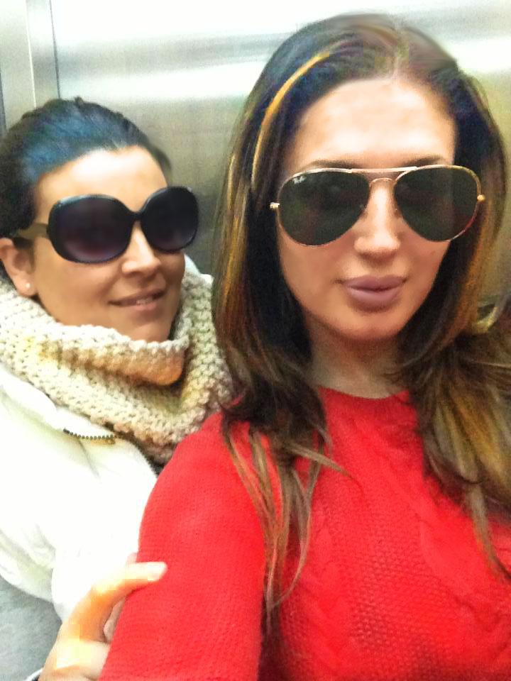 YesWeTrend. Gafas de sol Dior y RayBan