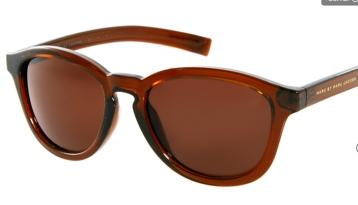 YesWeTrend.Gafas de Sol Redondas de MarcJacobs.