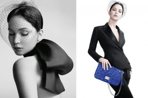 YesWeTrend-Jennifer Lawrence para Miss Dior