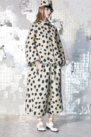 YesWeTrend- Acne- London Fashion Week 2013 Prefall