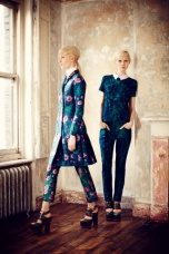 YesWETrend- Erdem- London Fashion Week O/I 2013-14 Pre Fall