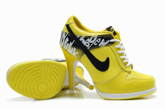 Nike Amarillos