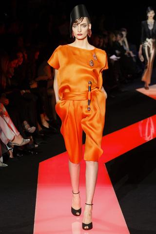 YesWeTrend- Moda primavera Verano 2013, Naranja