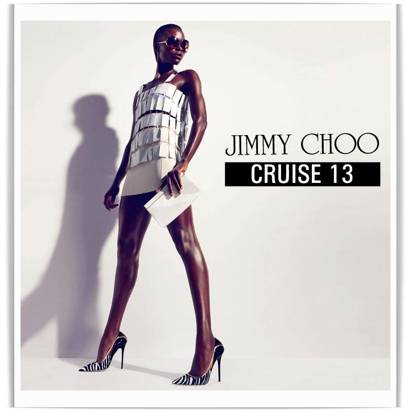 Jimmy Choo Cruise 2013