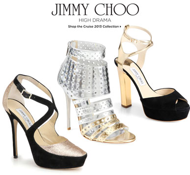 Jimmy Choo Resort 2013