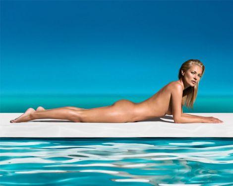 Kate Moss, nueva imagen de productos Kerastase