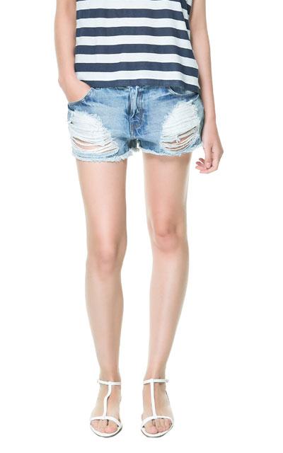 20 shorts de primavera verano 2013 must have