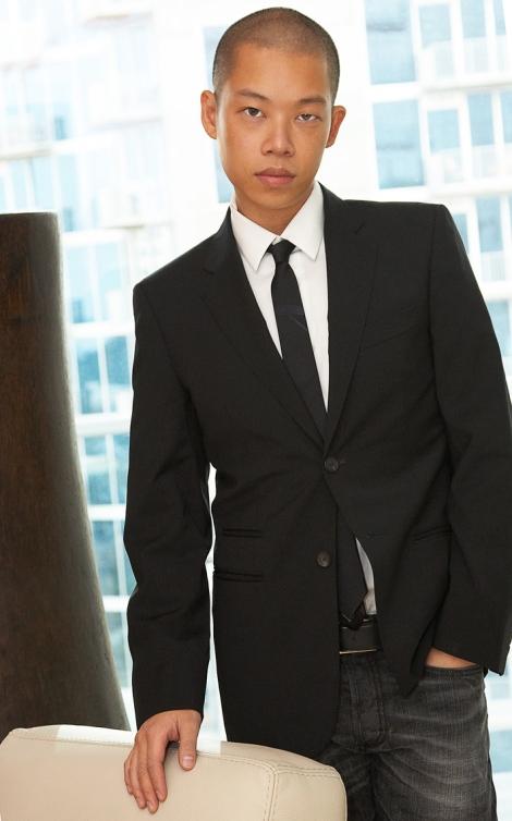 Moda 2013: Jason Wu, nuevo director creativo de Hugo Boss.