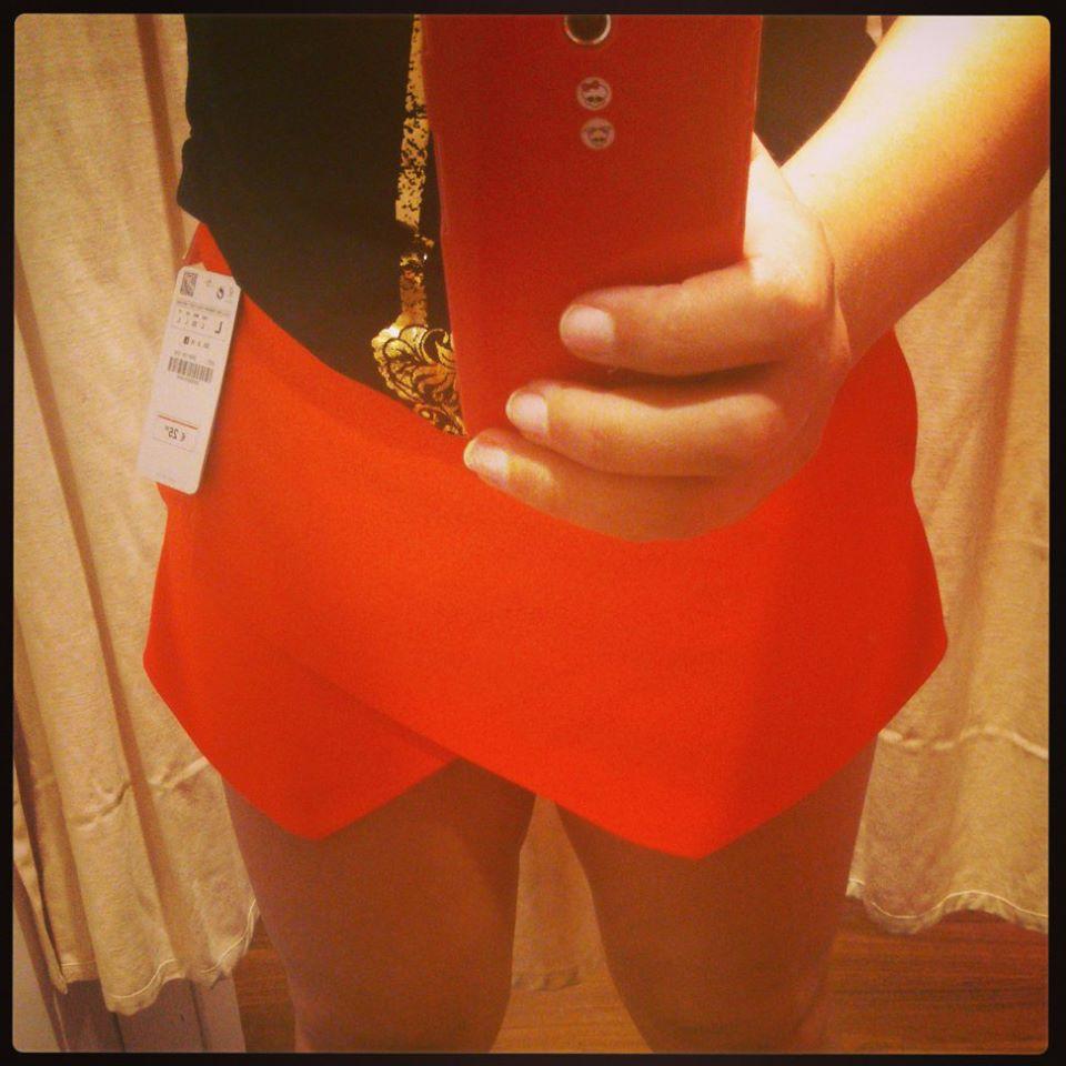 Padre, he pecado, me he comprado la falda pantalón de Zara