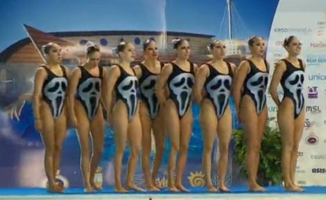 Moda it: Diseños trendy para bañadores de natación sincronizada
