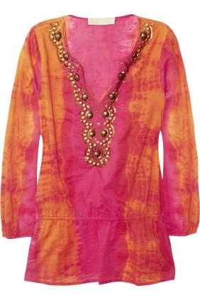 Novedades moda primavera verano 2013: El degradado o Tie Dye.