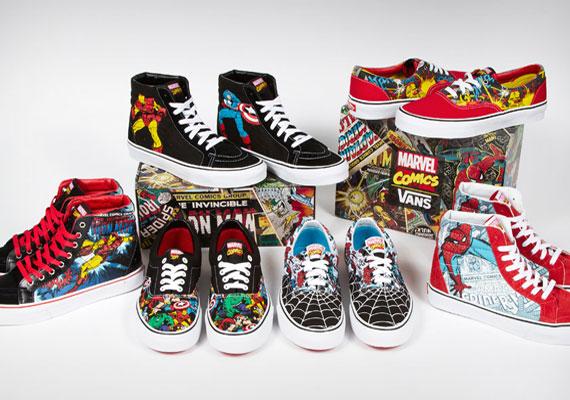 SuperHero Style, los cómics toman la moda.