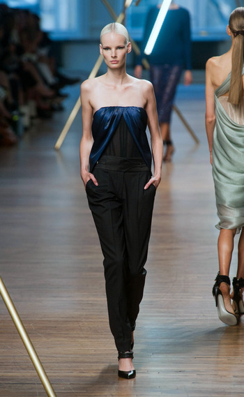 New York Fashion Week: Rebeca Minkoff, Jason Wu y Balmain