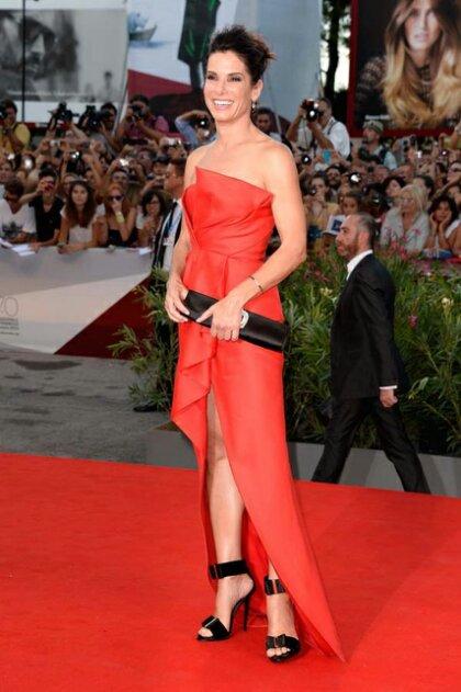 Festival de cine de Venecia, Sandra Bullock