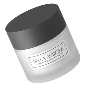 Bella Aurora, crema antimanchas, antiarrugas y unificadora de tono de piel