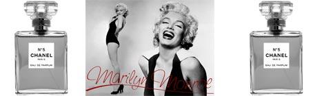 Chanel rescata a Marilyn Monroe para su nueva campaña de Chanel Nº 5