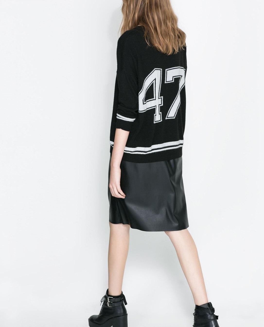Los must del otoño 2013: Varsity y camisetas con número