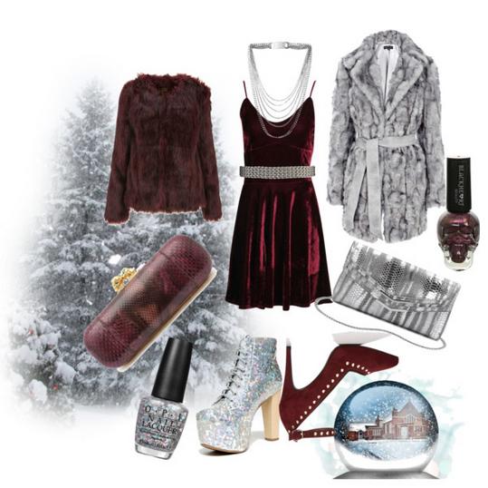 Vestidos para Nochevieja 2013: Jingle Trends, los must de navidad