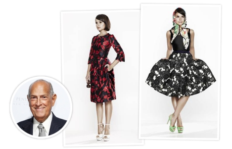 Oscar de la Renta is back with a second collection for The Outnet