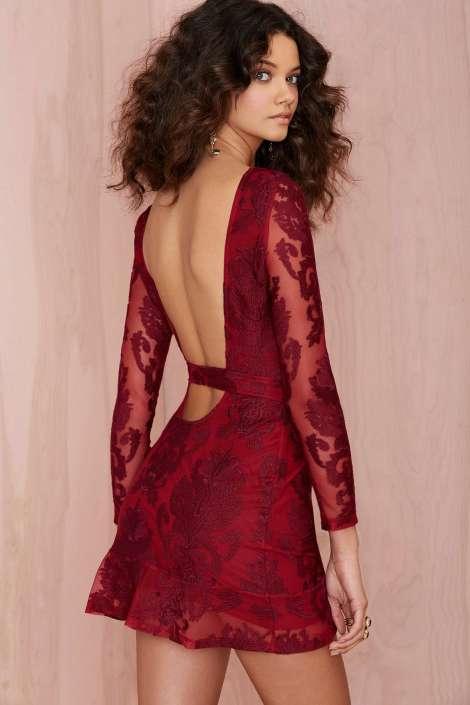 Vestidos de nochevieja: Look para fin de año