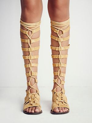 10 sandalias gladiadoras must have