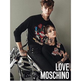 Otoño Invierno 2015 Love Moschino