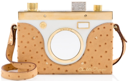 Charlotte Olympia 2016 Photo Clutch