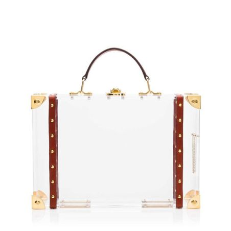 Charlotte Olympia Spring 2016 clutch
