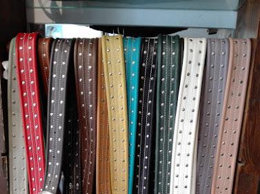 En la tienda Hector Riccione de Ibiza