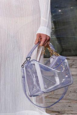 Loewe Puzzle bag 2016 transparent
